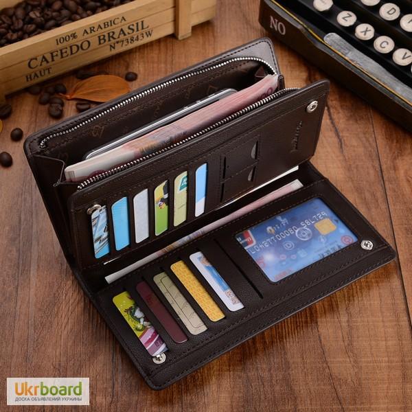 84db263f42c2 Продам/купить мужской кошелек Baellerry лучший подарок для мужчин ...