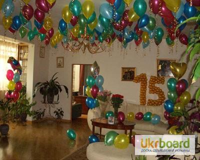 Фото как украсить комнату на день рождения ребенка 2 года своими руками фото 4