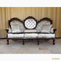 Мягкая мебель с резьбой-предлагаю