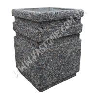 Урны для мусора уличные бетонные