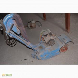 Продам шлифовальную машину для реставраций деревянных полов: паркета б/у
