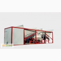 Мобильные заводы по производству холодного асфальта SUMAB