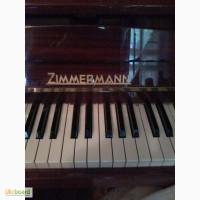 Продам немецкое пианино Zimmermann