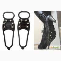 Ледоступы 6 шипов (накладки для обуви против скольжения)
