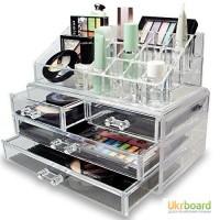 Пластиковый органайзер для косметики Cosmetic Organizer