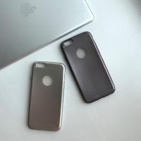 Силиконовый матовый чехол на iPhone 6 /6S