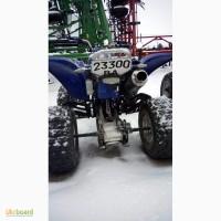Квадроцикл Yamaha raptor 660