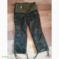Продам утепленные камуфляжные брюки для зимней рыбалки