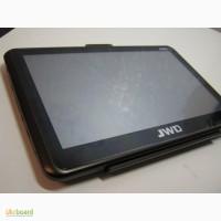 Автомобильный GPS навигатор JWD 7#039;#039;, HD! Полный комплект! В идеале