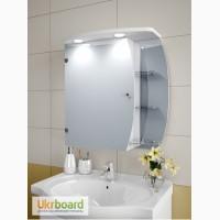 Зеркальный шкафчик с подсветкой А66-NS