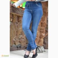 Стрейчевые джинсы-леггинсы (размеры 40-46)