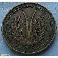 Того 10 франков 1957 год СОХРАН