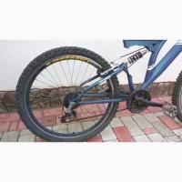 Велосипед двухподвес AZIMUT ZERO. Shimano. ZOOM. SPELLI. FireEye