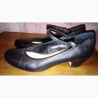 Кожаные туфли Jones 39р