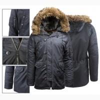 Куртка Аляска SLIM FIT N-3B PARKA Alpha Industries
