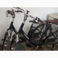 Велосипед Gazelle Impulse EM C7. Электрические велосипеды