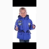 Демисезонная курточка для мальчика Бест разные цвета с 122-152 р