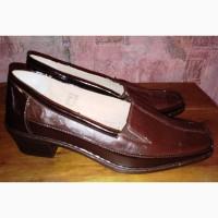 Кожаные туфли Cushion-walk, 39р
