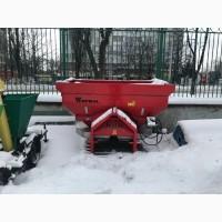 Розкидач мінеральних добрив 1000 кг Woprol