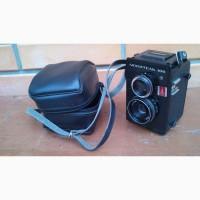 Продам двухобъективный зеркальный фотоаппарат «Любитель 166»