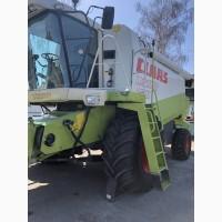 Свежепривезенный комбайн зерноуборочный Claas Lexion 460