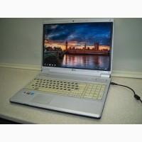 Ноутбук 2 ядра, компьютер LG R710 / 17.1 / видео / HDMI / WiFi / ИК / FireWire