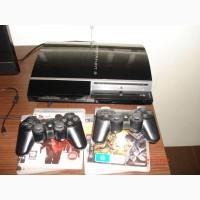 Продам игровую приставку SONY PLAYSTATION 3 80гб