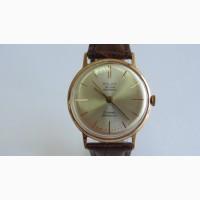 Продам Часы Золотые Poljot De Luxe 29 Jewels Made in USSR.Как Новый