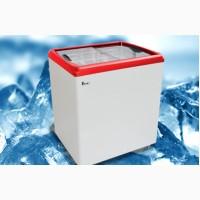 Ларь морозильный M200Р Juka (с прямым стеклом)