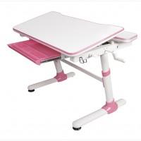 Детский письменный стол Mealux Duke Pink