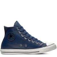 Кеды Converse All Star Оригинал Синие Кожаные Конверсы