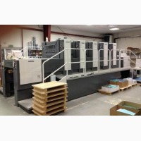 Купить офсетную печатную машин Shinohara 75-5 2D (пять красок)БУ
