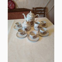 Чайные сервизы СССР новые