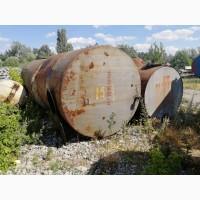 Резервуары, ёмкости металлические, цистерны и др