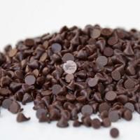 Глазурь кондитерская молочная в виде шоколадных дропсов