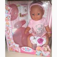 Кукла Пупс Baby Birth интерактивный, 9 функция и 10 аксессуаров