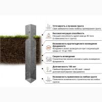 Фундамент на залізобетонних палях від виробника МІнІпайл