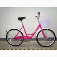 Велосипед с женской рамой Azimut Lady F-5 24 дюймов