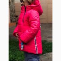 Детский зимний теплый комбинезон для девочки Маргарита 2-5 лет, цвета разные