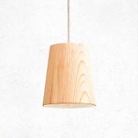 Деревянный светильник Борн