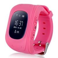 Детские умные часы Smart Watch GPS трекер Q50/G36 Pink, Ассортимент часов, подарки