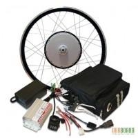Электроколесо для переоборудования любого велосипеда в электрический