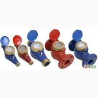 Водомер МТК, MTW, счетчик на воду МТК, водомер MTW, водосчетчик MTK, муфта, фланец, Ду15-5