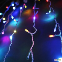 Световые светодиодные дожди, светодиодный световой дождь киев купить