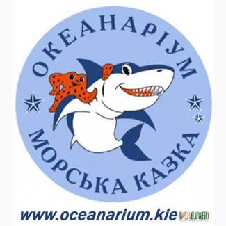 Океанариум в Киеве (ст.м. Дарница, в ТЦ Детский мир)
