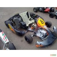 Продам Карт CRG Rotax Max 125cc