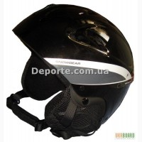 Шлем горнолыжный XQ MAX (MS-86B) черно-серебряный
