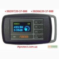 Обнаружение прослушки, детектор жучков Raksa-120