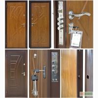 Дверь входная металическая с мдф накладками Кордон