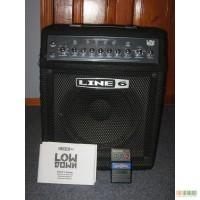 Продаю Басовый комбик Line 6 LD 150